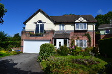 £350,000 - 4 Bedroom Detached Executive House For Sale in Launceston area – click for details