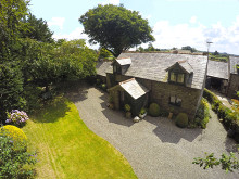 £365,000 - 3 Bedroom Detached Barn Conversion For Sale in Trebursye area – click for details