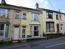 Victorian terraced town house within walking distance of Tavistock town centre...
